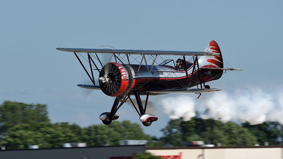 Top Air Show Performers Commit To EAA AIRVENTURE Oshkosh ...