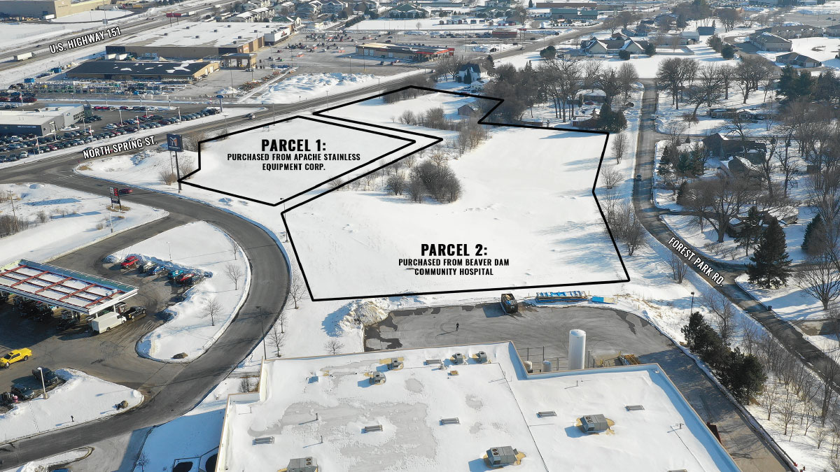 Metalcraft of Mayville Acquires Land in Beaver Dam